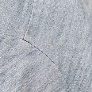 Guess Shorts - Guess faux denim chambray flare shorts